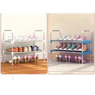 Kệ để giày dép inox 7 tầng 5 2 tầng Giá để giày dép giá sách thumbnail