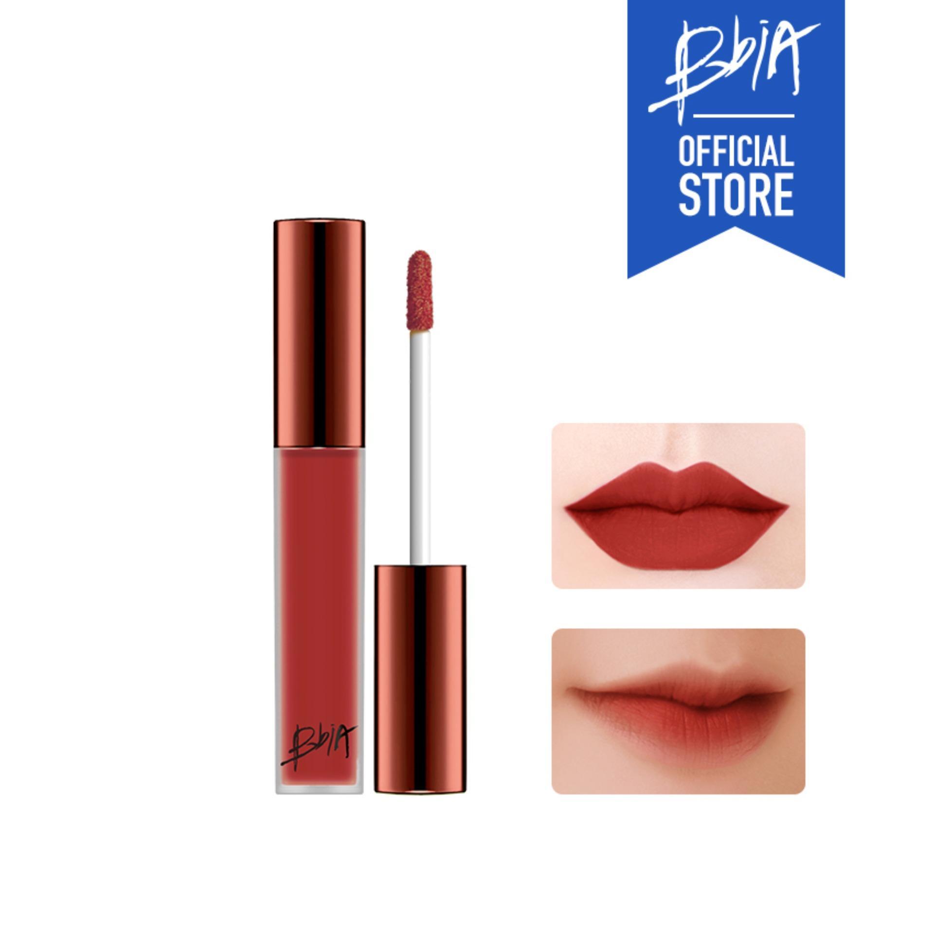 Son kem lì Bbia Last Velvet Lip Tint Version 5 - Có chọn màu chính hãng