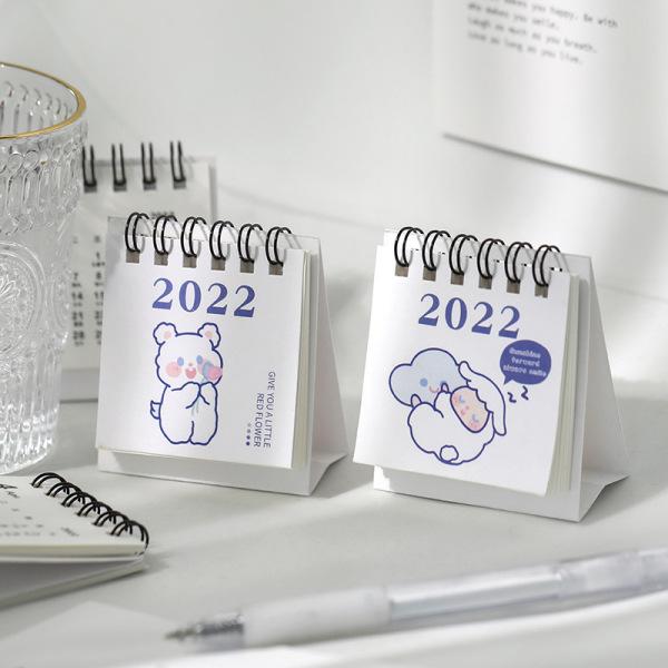 Lịch Mini Bỏ Túi siêu xinh năm 2022