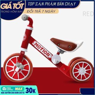 Xe đạp 3 bánh, xe đạp, xe đạp trẻ em, xe đạp thể thao, xe chòi chân 2 trong 1 có bàn đạp (ĐƯỢC CHỌN MÀU) thumbnail