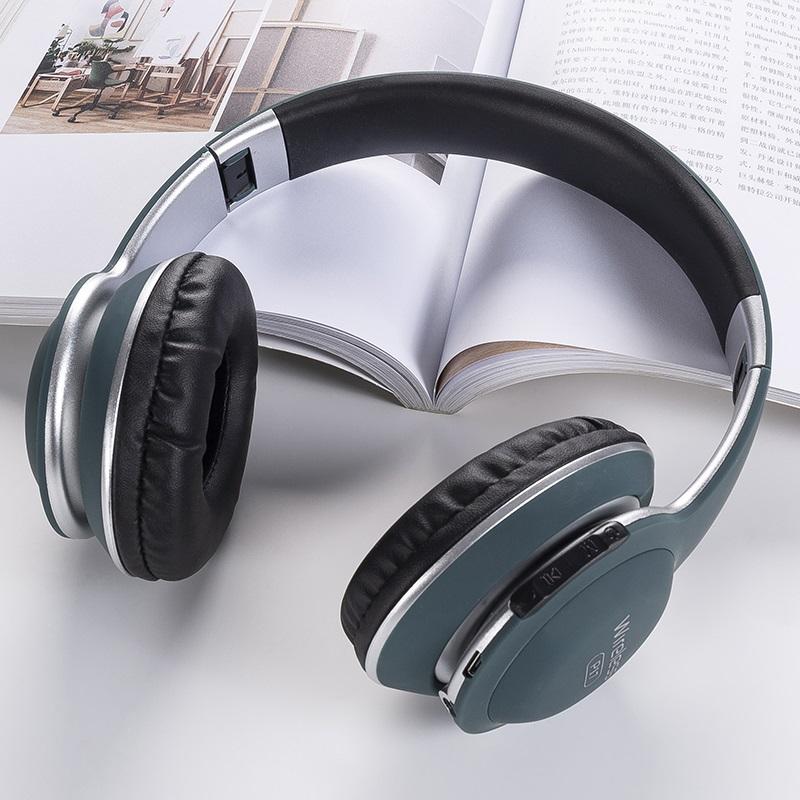Tai Nghe Bluetooth Có Mic, Tai Nghe Chụp Tai JBL Wireless P17 Extra Bass Âm Thanh Sống Động Bảo Hành 12 Tháng