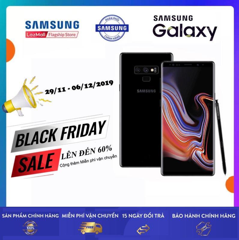 Điện thoại Samsung Galaxy Note 9 128GB - S PEN thông minh lÃm nên sá»± khác biệt - Bảo hÃnh 12 tháng