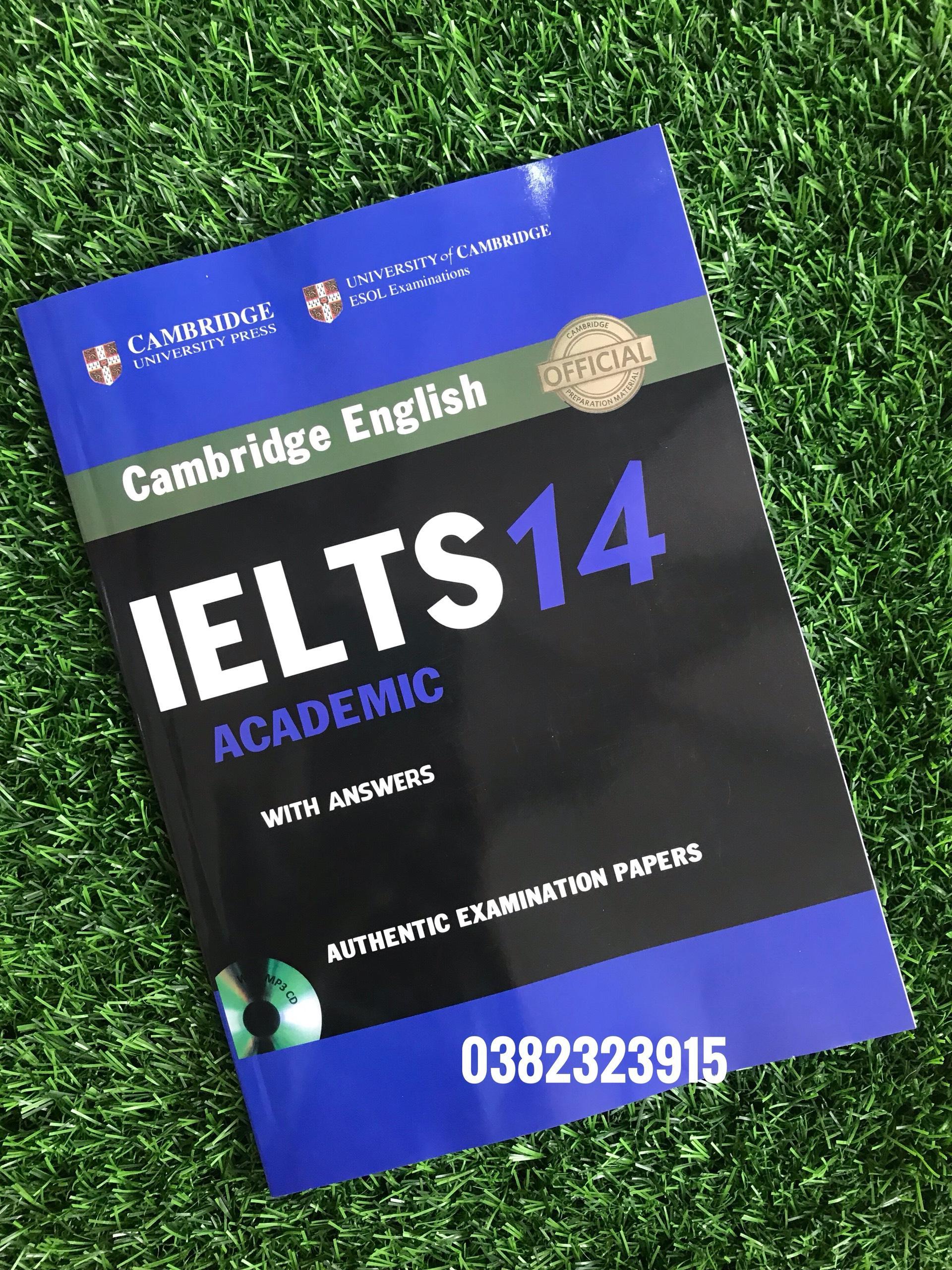 Mã Coupon Sách Cambridge IELTS 14 With Answer