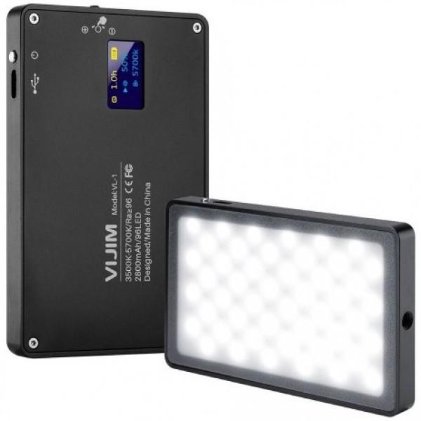Giá Đèn Led hổ trợ quay phim, chụp ảnh VIJIM VL-1