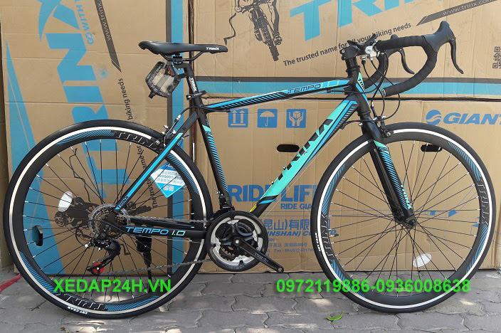 Mua xe đạp thể thao TRINX TEMPO 1.0 2018