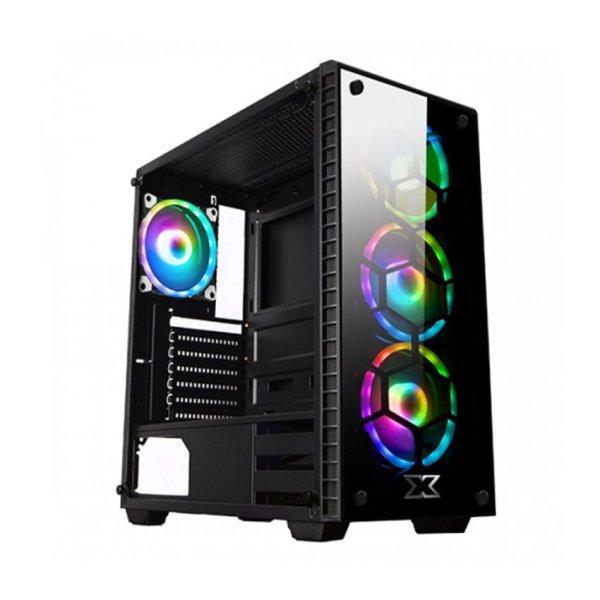 Bảng giá Vỏ case máy tính Xigmatek VENOM (Màu Đen/No Fan) Phong Vũ