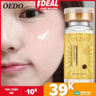 OEDO 01 Lọ tinh chất ốc sên giúp làm sáng da chống lão hóa và thu nhỏ lỗ chân lông 12ml - INTL thumbnail