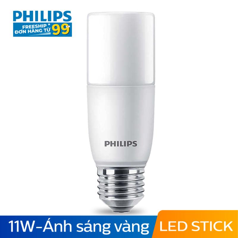 Bóng đèn Philips LED DLStick 11W E27 - Ánh sáng trắng/ Ánh sáng vàng