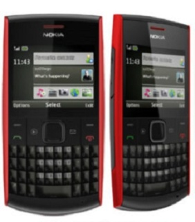 Điện thoại Nokia X2-01 Chính Hãng - Main Zin - Tặng Kèm Pin + Sạc thumbnail
