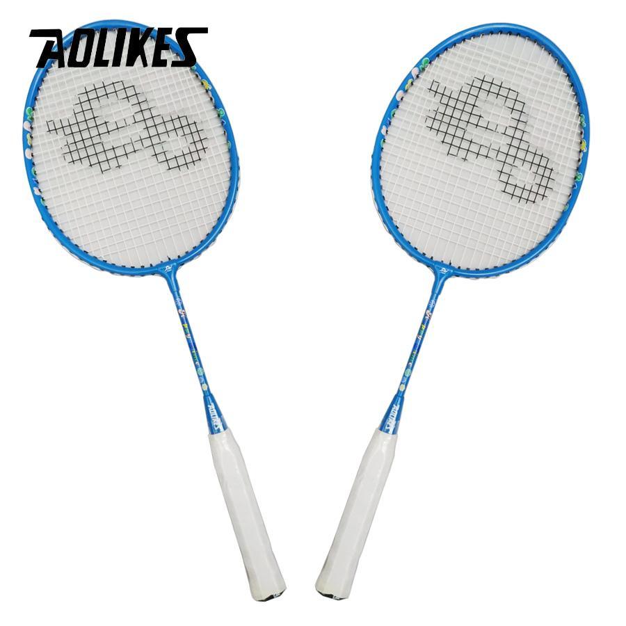 Bảng giá Bộ 2 vợt cầu lông trẻ em cao cấp AOLIKES A-8123