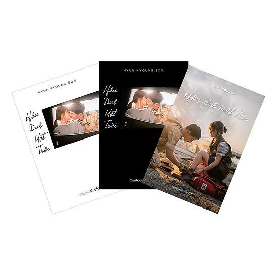 Mua Tiểu Thuyết - Combo Trọn Bộ Hậu Duệ Mặt Trời (3 Cuốn Kèm Móc Khóa), Tặng Bookmark Kẹp Sách 10K - Hiệu Sách Cindy
