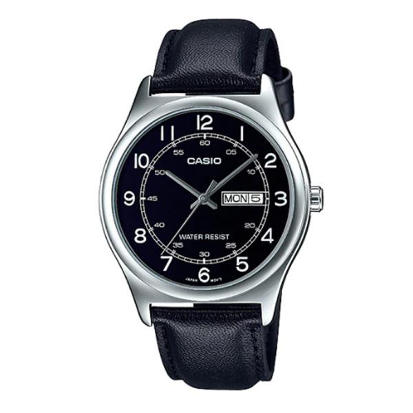 Đồng hồ Casio Nam MTP-V006L-1B2UDF Dây da cao cấp
