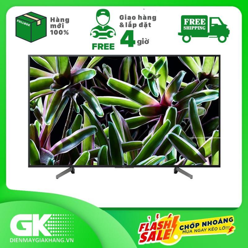 Bảng giá Smart Tivi Sony 4K 55 inch KD-55X7000G Mẫu 2019 - Bảo hành 2 năm. Giao hàng & lắp đặt trong 4 giờ
