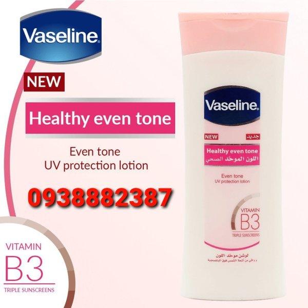 [HCM]Sữa Dưỡng Thể Trắng Da Vaseline Thái Lan-Chai Hồng 400ml-Date 2024-Tredepstore cao cấp