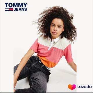 Tommy Jeans-Áo Polo Nữ Tay Ngắn DW0DW08592SFG thumbnail