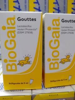 BIOGAIA - men vi sinh nội địa Pháp cực cực tốt cho hệ tiêu hoá của trẻ thumbnail