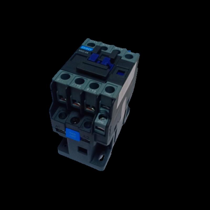 KHỞI ĐỘNG TỪ CONTACTOR CHINT NXC-25A-220V