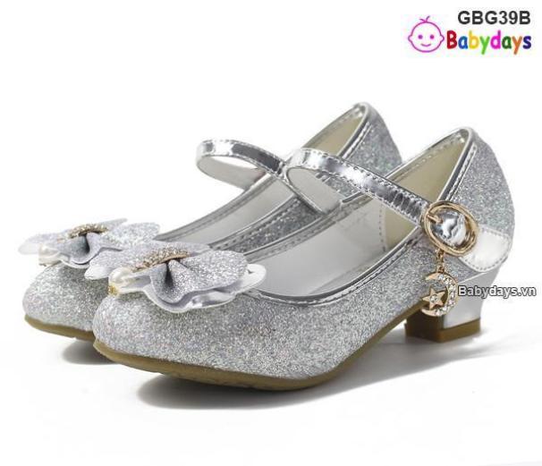Giày cao gót cho bé GBG39B giá rẻ