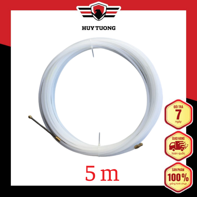 Bảng giá Bộ dây mồi luồn dây điện xây dụng cao cấp 5m - Huy Tưởng