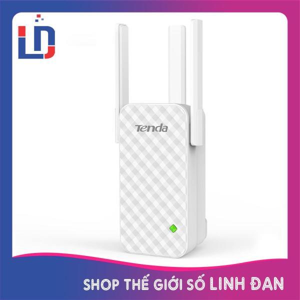Bảng giá Kích sóng wifi Tenda A12 mở rộng sóng Wifi 300Mbps 3 râu Phong Vũ
