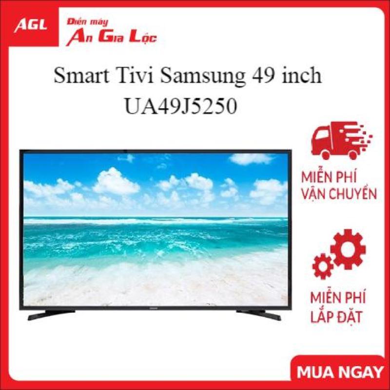 Smart Tivi LED SAMSUNG 40 Inch UA49J5250DKXXV (2018) - Công nghệ hình ảnh Hyper Real Engine, Full HD- Bảo hành chính hãng- Bảo hành 24 tháng chính hãng