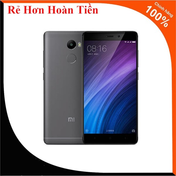 Rẻ Hơn Hoàn Tiền - Điện Thoại Smartphone Xiaomi Redmi 4 A - Bảo Hành 1 Đổi 1