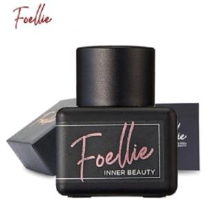 Nước hoa vùng kín Foellie 5ml KOREA màu đen thumbnail