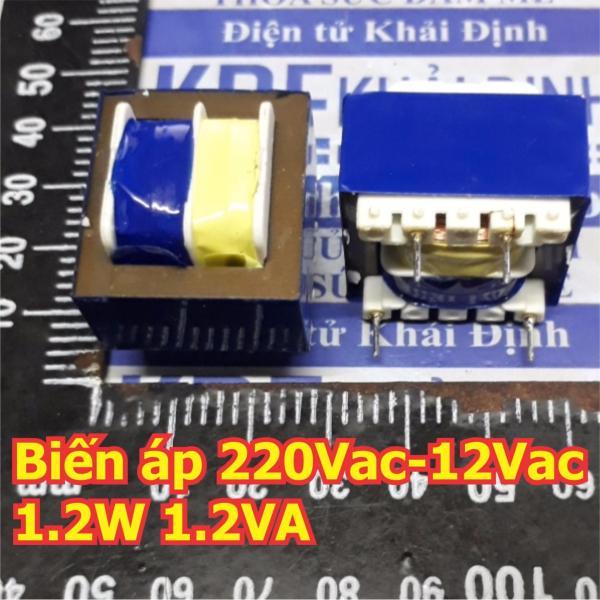 Bảng giá Biến áp cách ly, biến áp thường, biến áp hàn mạch, on board IN: 220Vac OUT: 12V 1.2W 1.2VA kde5461