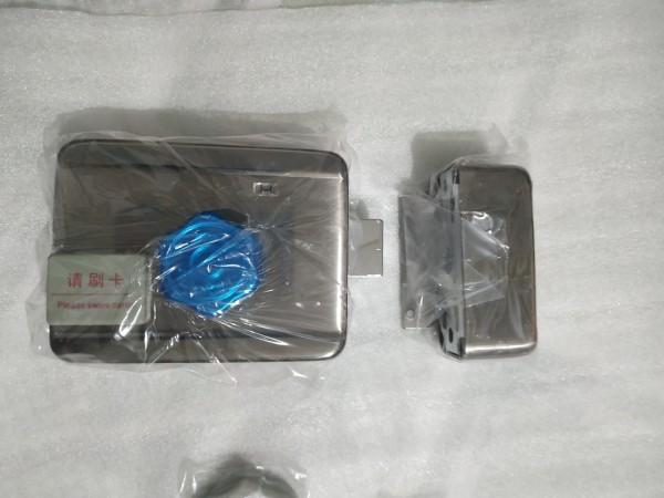 Khóa cửa cổng RFID - Dùng Nguồn 12V