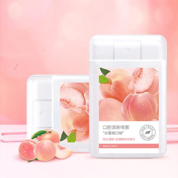 [VỊ ĐÀO] Xịt thơm miệng JMsobriety hana tech thơm mát ngọt ngào, nhỏ gọn tiện lợi mang theo - Hanatech