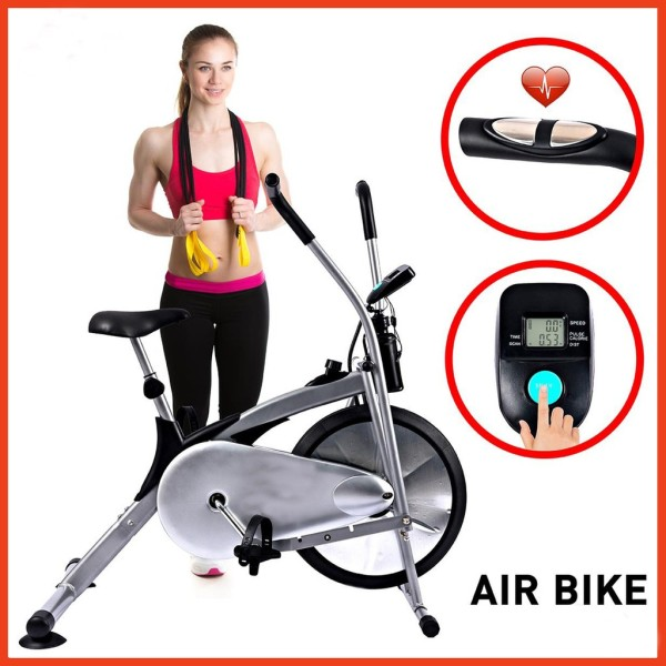 Mua Xe Đạp Tập Thể Dục Air Bike