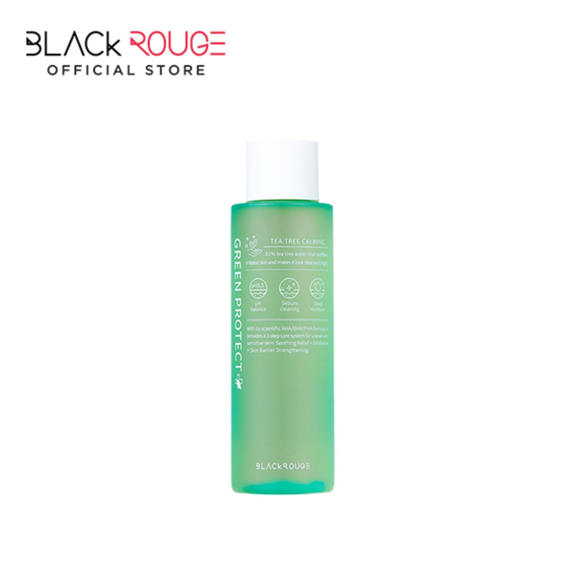 Nước hoa hồng Black Rouge Green Protect Toner 150ml cao cấp