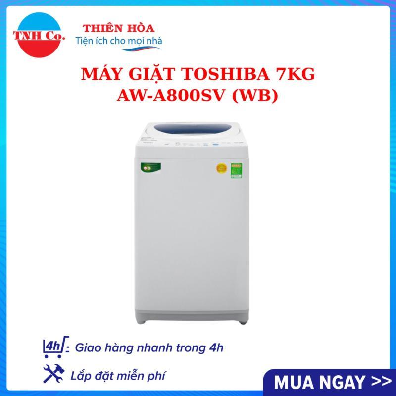 Bảng giá Máy giặt Toshiba 7kg AW-A800SV (WB) Điện máy Pico