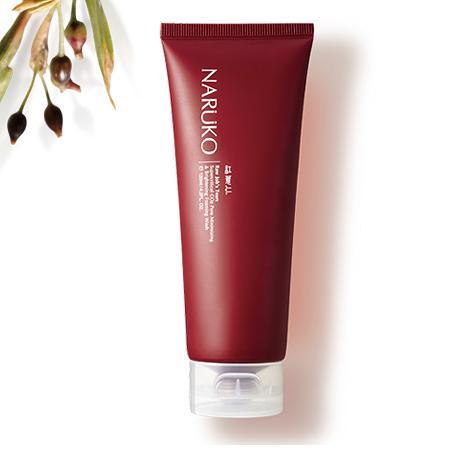 Naruko sữa rửa mặt ý dĩ nhân đỏ 120 ml – Naruko RJT Pore Minimizing & Brightening Foaming Wash 120 ml
