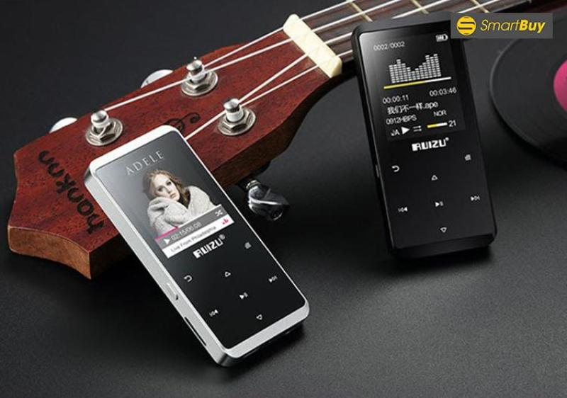 Máy nghe nhạc Lossless Bluetooth Ruizu D02 [2018]