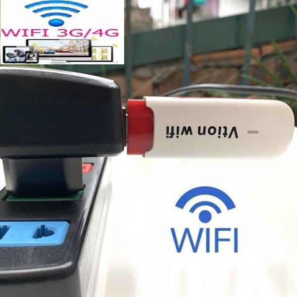 Bảng giá BỘ THIẾT BỊ USB PHÁT SÓNG WI FI DI ĐỘNG VTION - HÀNG NHẬT CHẤT THẬT KẾT NỐI SIÊU TỐC ĐỘ Phong Vũ