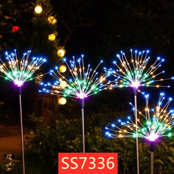 Bảng giá Đèn hoa 6 nhánh đứng cao 1m. đèn trang trí. trang trí nhà cửa. đèn trang trí tết