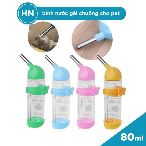 [HN] Bình Nước Hamster 80ml- Phụ Kiện Cho Thú Cưng