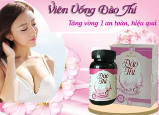 Viên Uống Tăng Kích Thước Vòng 1 Đào Thi - Tặng 1 Tuyp kem Massa Tăng Vòng 1 thumbnail