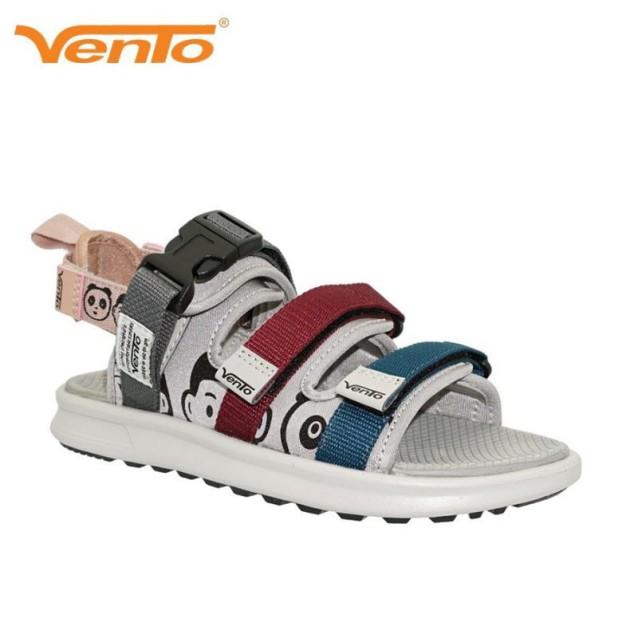 Sandal Vento Nữ Thời Trang NB80 Màu Tro giá rẻ