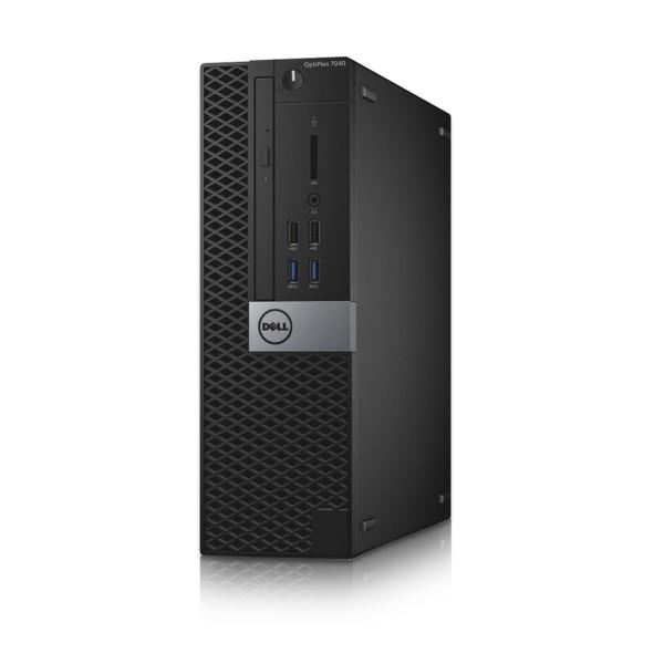Bảng giá Máy tính Dell Optiplex 7040 sff, Core i5 6500, DDR4 4G, SSD 240G + HDD 500G, Hàng nhập khẩu, chưa bao gồm phím chuột và màn hình Phong Vũ