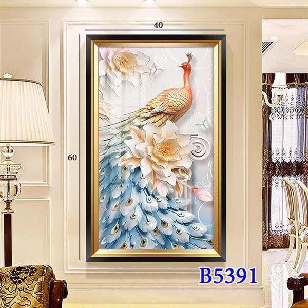 Bảng giá Tranh Đèn 5D nhiều mẫu mã treo tường phòng khách, phòng ngủ, cầu thang - Phương Anh