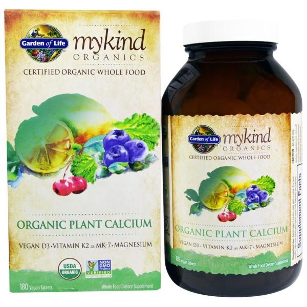 Canxi thực vật hữu cơ Mykind