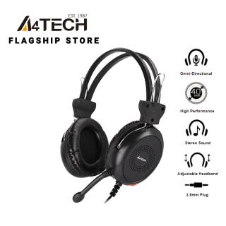 Tai nghe chụp tai A4tech Over-Ear HS-30 tích hợp micro chồng ồn - Hàng chính hãng, chất lượng âm thanh vượt trội trung thực thumbnail