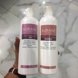 Bộ dầu gội xả Aurane Spa chăm sóc tóc hàng ngày ( 2x750ml ) thumbnail