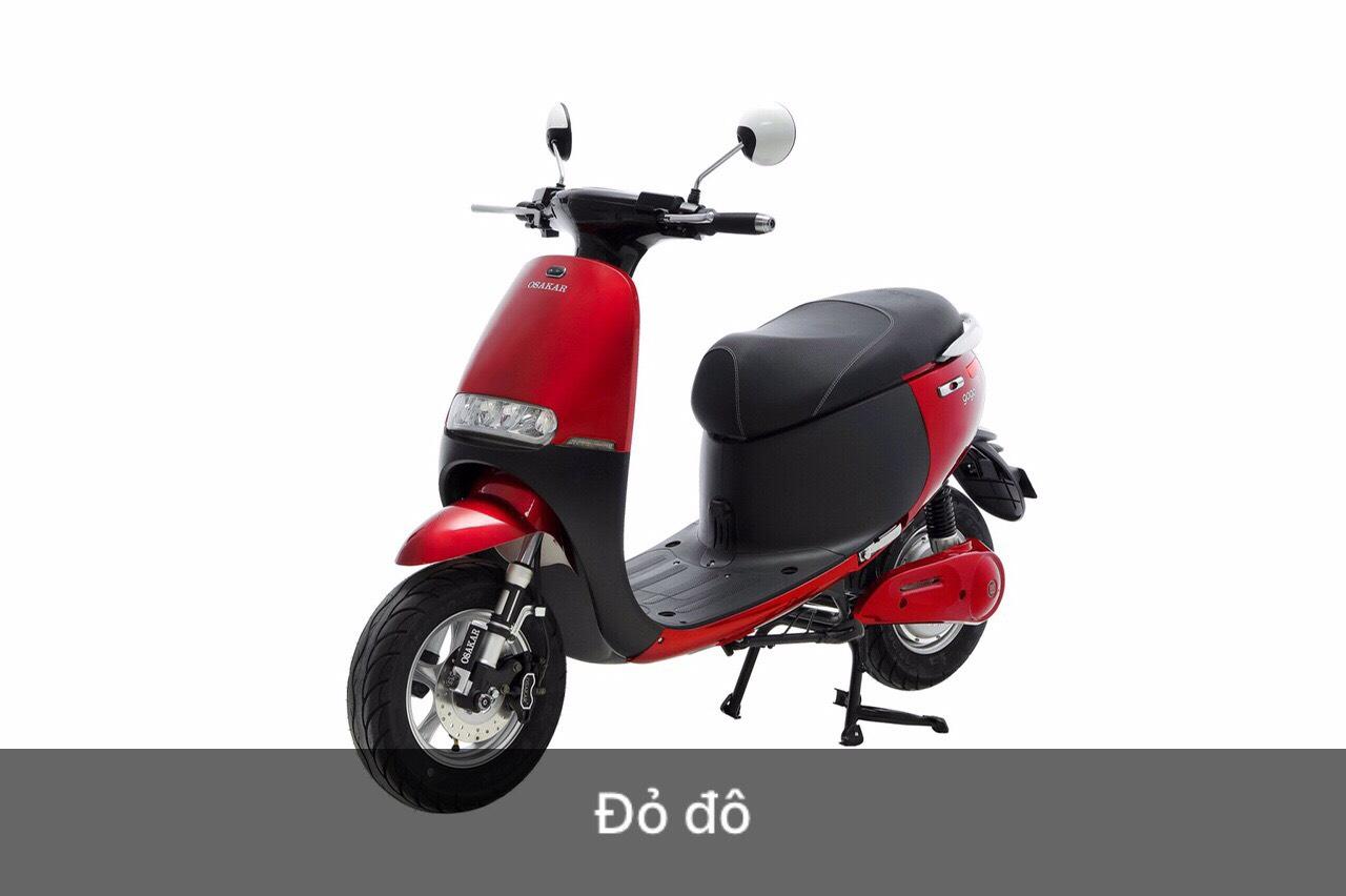 Mua Xe máy điện Vecpar Mspase Osakar thiết kế nhỏ gọn và xinh xẻo đây chị em ơi