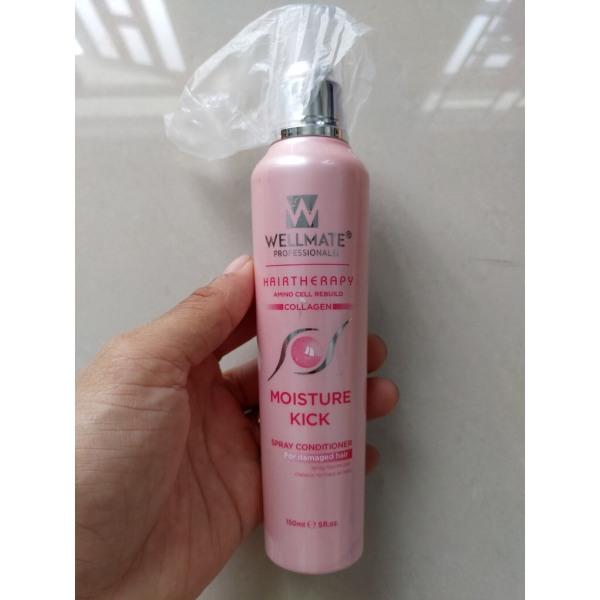 [CHÍNH HÃNG] [HÀNG TỐT] Xịt dưỡng vitamin wellmate 150ml