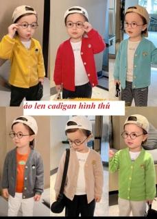 áo len cadigan mẫu mới cho bé iu thumbnail