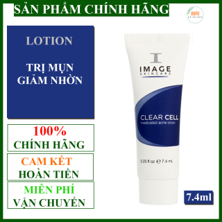 [HCM][Image] Lotion chấm mụn Image Clearcell 5% Benzol Peroxide Mini 7.4ml thumbnail