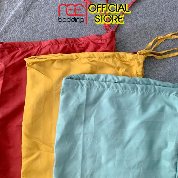 Vỏ gối ôm Cotton 3F mua thêm theo bộ REE Bedding